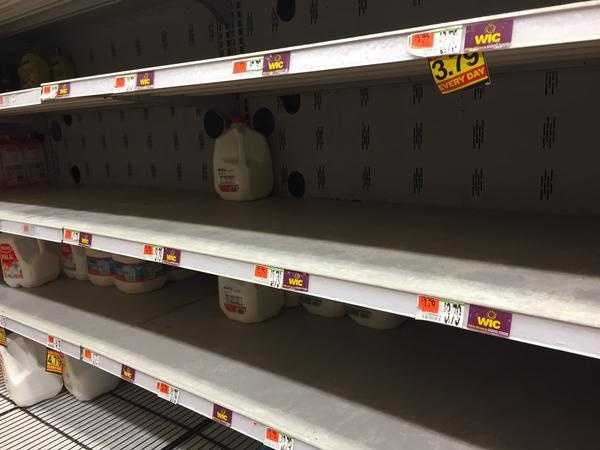 What NewsCenter 5's Antoinette Antonio found during her trip to the supermarket.