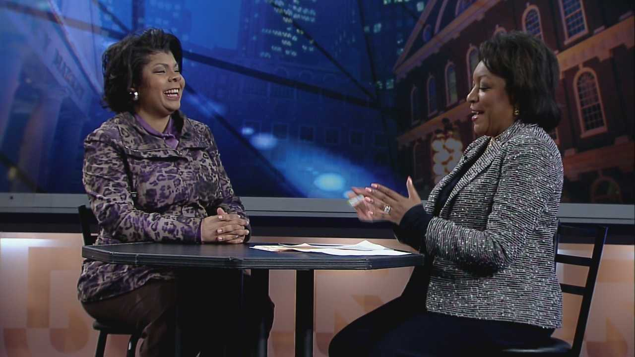 White House Correspondent April Ryan continues her conversation with Karen