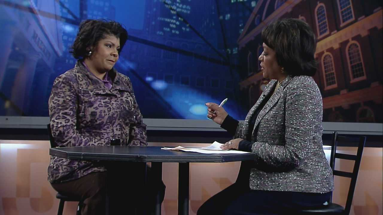 Karen discusses April Ryan's new book 'The Presidency in Black and White'