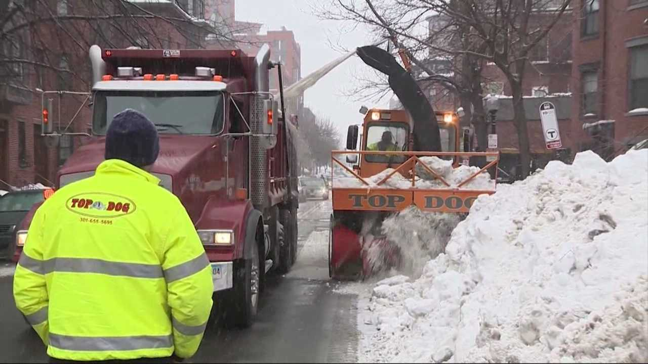 Ahead of a messy winter storm that is expected to bring snow and freezing rain across Massachusetts, Boston Mayor Marty Walsh apologized for a clerical mistake that wiped out 9,000 requests for snow removal in February.