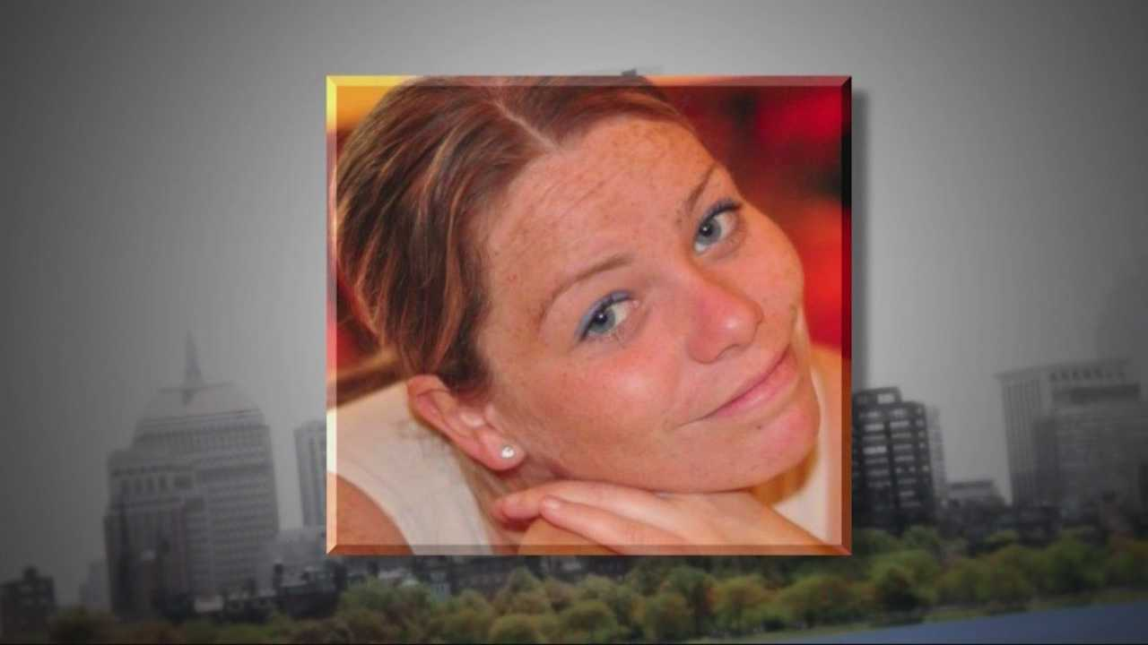 """The jury was shown a photo of victim Krystle Campbell. """"She was her dad's princess."""""""