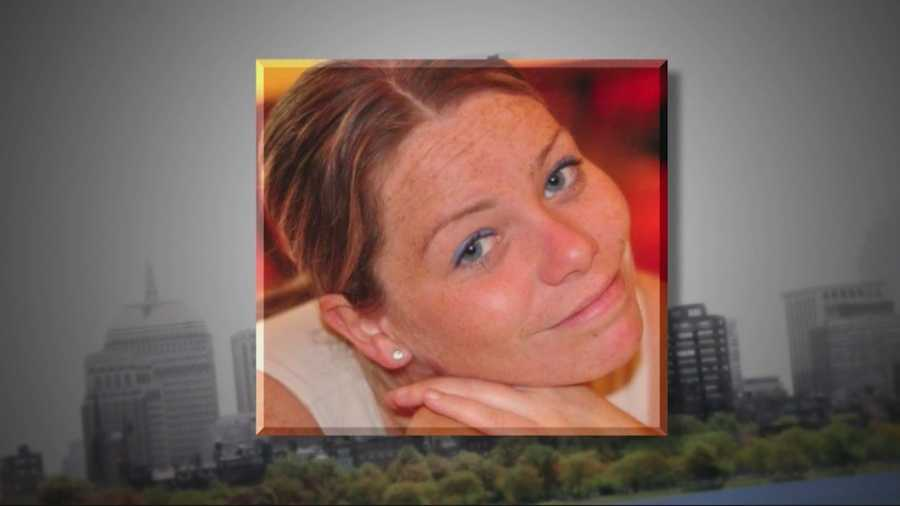 "The jury was shown a photo of victim Krystle Campbell. ""She was her dad's princess."""