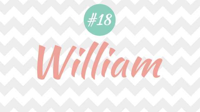 18 - William