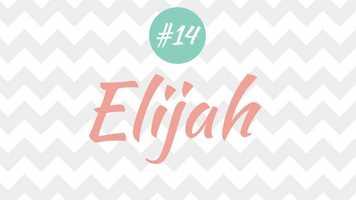 14 - Elijah