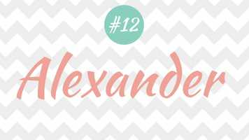 12 - Alexander