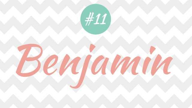 11 - Benjamin
