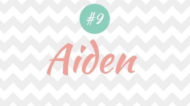 9 - Aiden