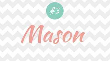 3 - Mason