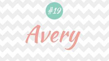 19 - Avery