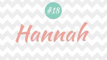 18 - Hannah