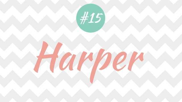 15 - Harper