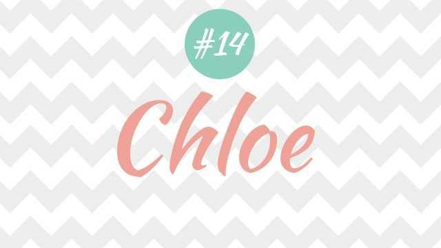 14 - Chloe