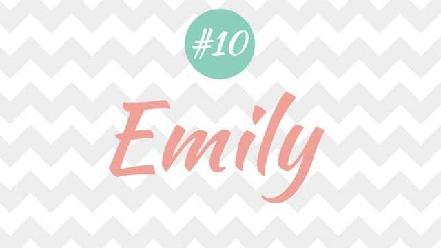 10 - Emily