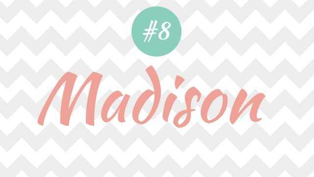 8 - Madison