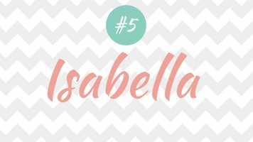5 - Isabella