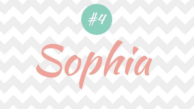 4 - Sophia