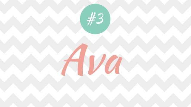 3 - Ava