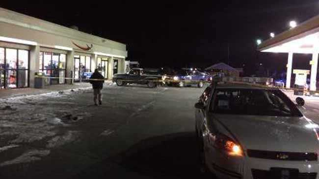 Perry Folk was killed in a shooting at the Roadrunner Market in Johnson City, TN.