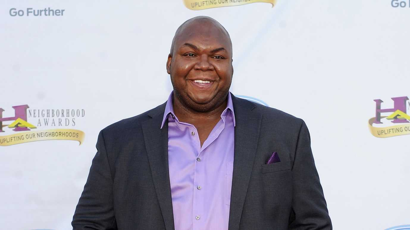 FILE - This Aug. 10, 2013 file photo released by Ford Motor Company shows actor Windell Middlebrooks at the 11th Annual Ford Neighborhood Awards in Las Vegas, Nev. Middlebrooks, who played a no-nonsense beer delivery man in TV commercials, died Monday, March 9, 2015. Further details were not immediately available.