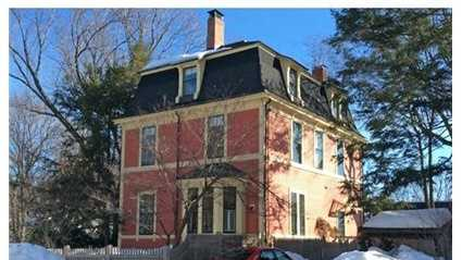20 Lowell Street is on the market in Cambridge for $2.9 million.