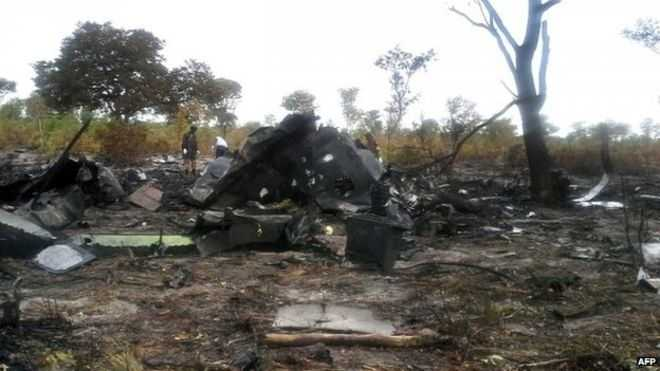Nov. 29, 2013: A Mozambique Airlines plane crashes in northern Namibia, killing all 27 passengers and six crew. A preliminary investigation points to a deliberate act by the captain after he locked the co-pilot out of the cockpit.