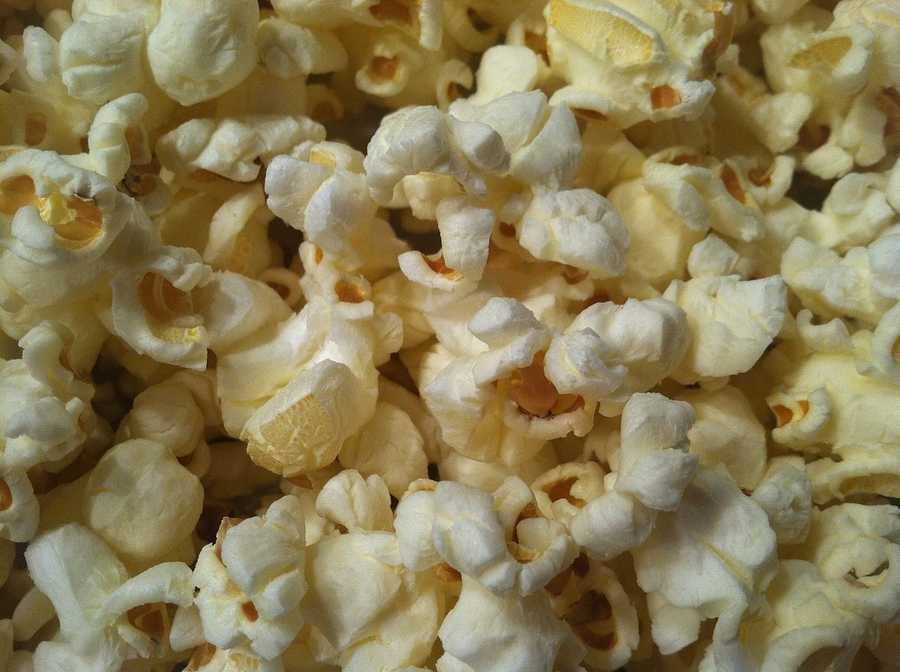 Most microwave popcorn bags aren't marked toxic to indicate the presence of perfluorooctane sulfonic acid so it's better to avoid them altogether. Some brands of microwave popcorn also include trans fats and even MSG, which can cause headaches and nausea.