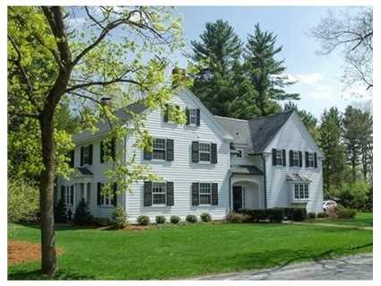 89 Crescent Road is on the market in Concord for $2.2 million.
