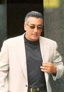 Vincent Basciano -- Served as Acting Boss of the Bonanno Crime Family in 2004.