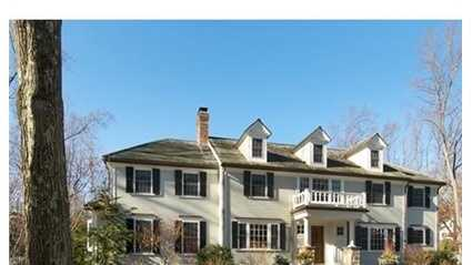 81 Albion Road is on the market in Wellesley for $3.99 million.