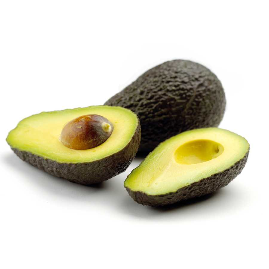 Avocado: Avocado is considered a superfruit, and has been shown to help quell stress-eating by filling your stomach to make you feel more satisfied.
