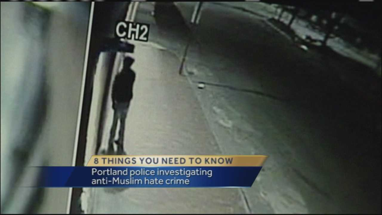 Portland police are investigating a hate crime, the 2016 presidential race is heating up and the Red Sox gear up for their home opener at Fenway. Here are the 8 things to know on Monday, April 13.