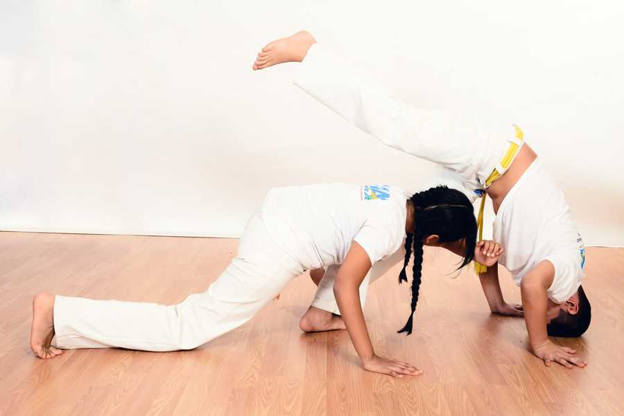 Capoeira Class for Kids with Live Music, May 2 & 9 in Cambridge. Visit artweekboston.org for full calendar of events.