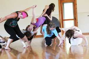 Improvisational Movement!, May 7 in Boston. Visit artweekboston.org for full calendar of events.