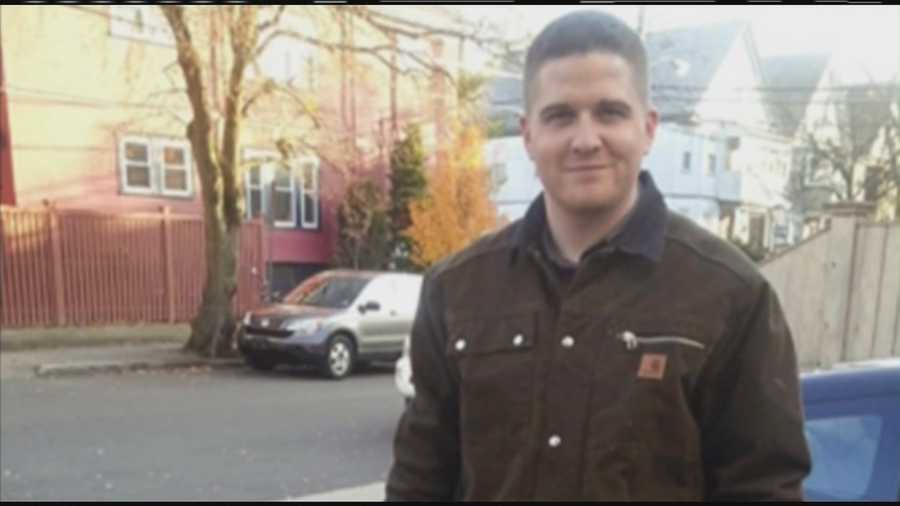 "Slain MIT Officer Sean Collier ""was the moral compass"" in the family, the prosecutor told the jury."