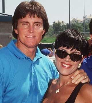 Jenner married Kris Kardashian in 1991 after five months of dating.