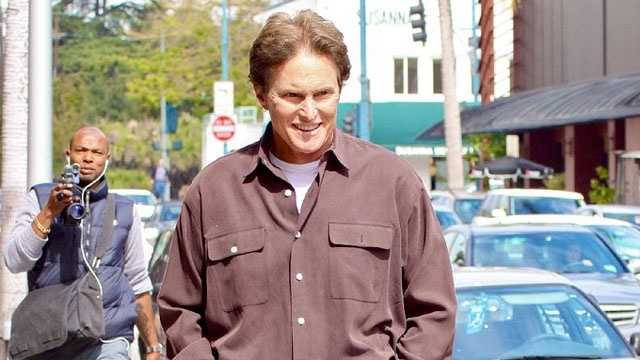 In February 2015, news outlets began to report on Jenner's identity as a transgender person.