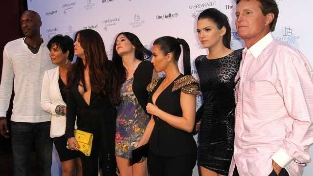"""Since late 2007, Jenner has starred in the E! reality series """"Keeping Up with the Kardashians."""""""