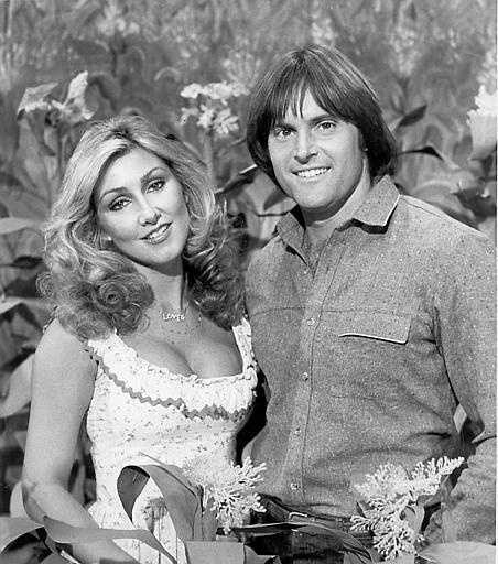 Jenner married actress Linda Thompson in 1981.