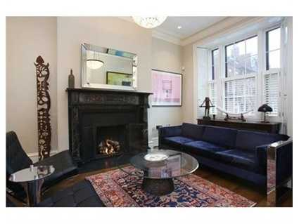Totally renovated & expertly restored townhouse is complete with 4+ bedrooms, 4.5 Waterworks bathrooms, & an enormous private deck!
