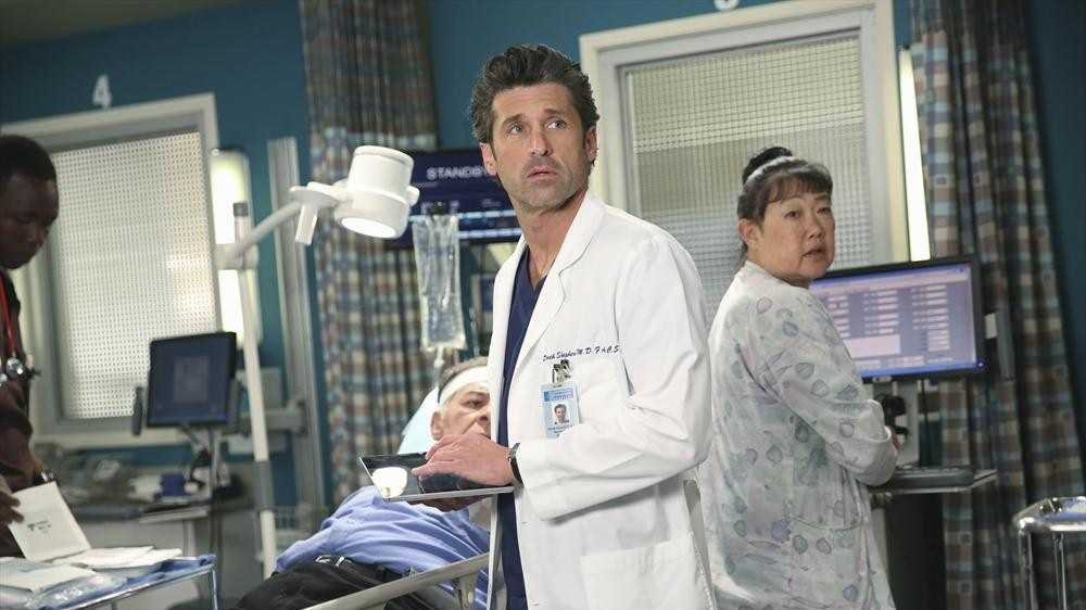 "He left in its 11th season, in the episode titled ""How to Save a Life"" which aired on April 23, 2015."