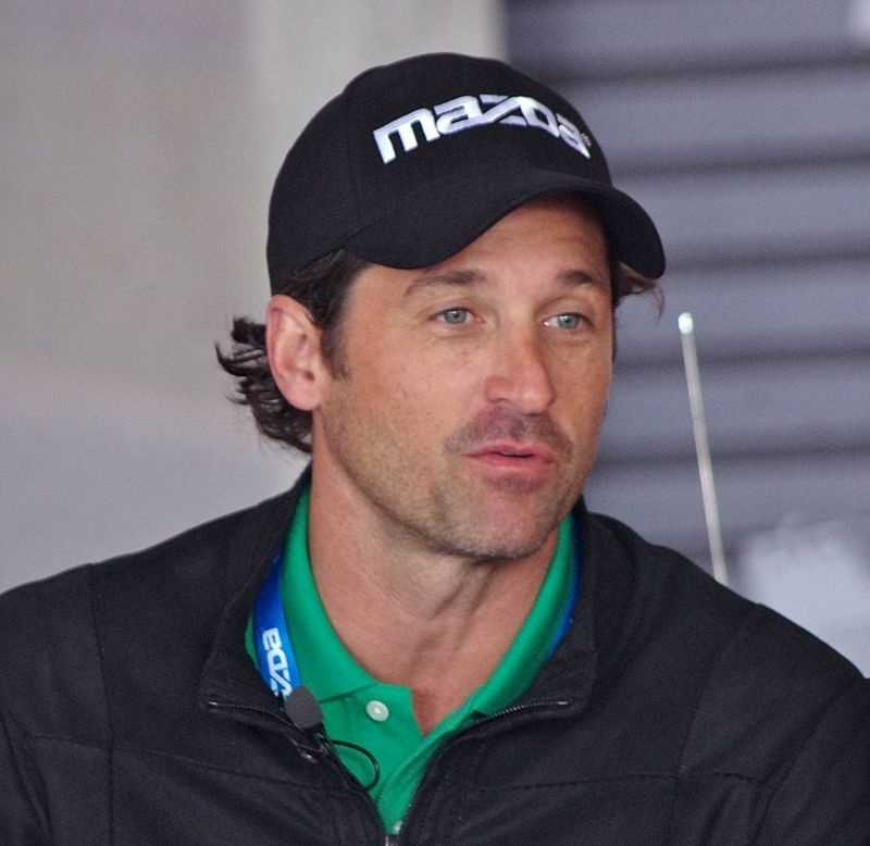 Patrick Galen Dempsey was born in Lewiston, Maine, on Jan. 13, 1966.