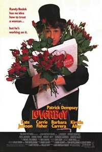 "In 1989, Dempsey appeared in""Loverboy."""