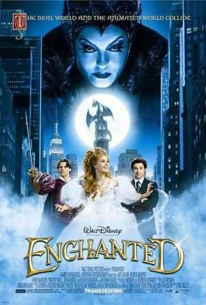 In 2007, Dempsey starred in the Disney film Enchanted.