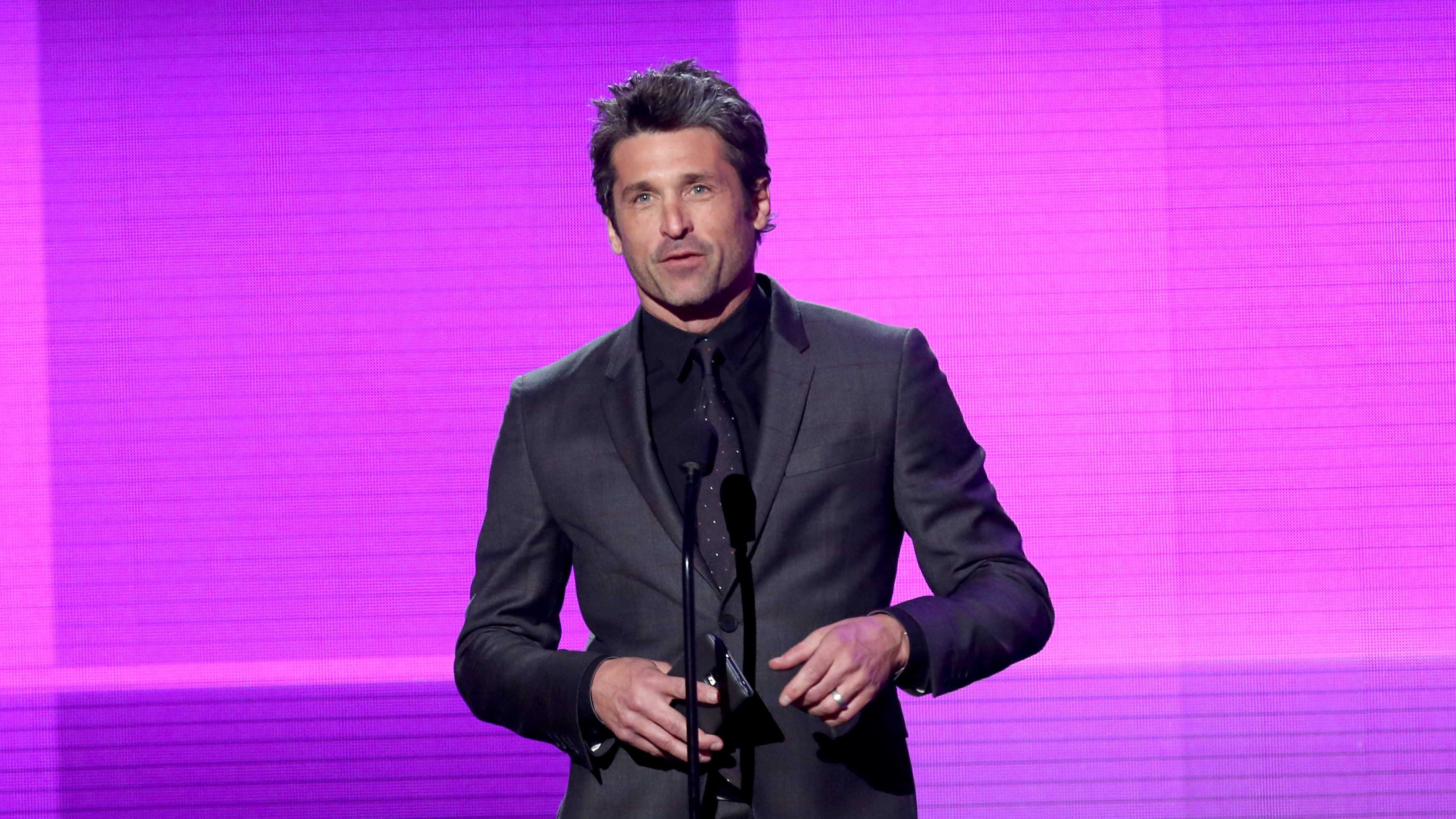 Dempsey's mother, Amanda, was diagnosed with ovarian cancer. On March 24, 2014, she died in Maine. Dempsey helped start the Patrick Dempsey Center at Central Maine Medical Center in Lewiston.