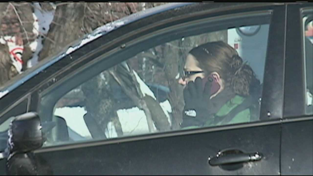 New Hampshire officials are trying to educate motorists about a major change coming to state driving laws that will make it illegal to use a cellphone while driving without a hands-free device.