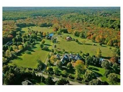 45 Waltham Road is on the market in Wayland for $8.3 million.