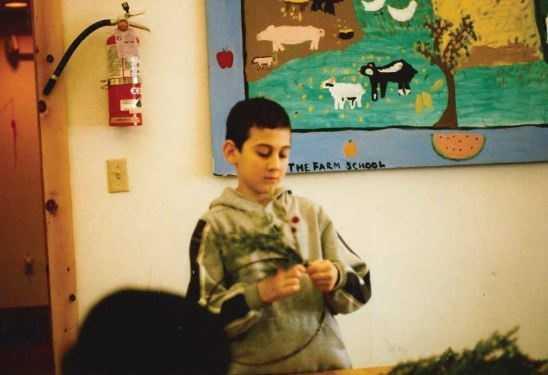 Boston Marathon bomber Dzhokhar Tsarnaev's defense team showed the jury photos of him as a youth.