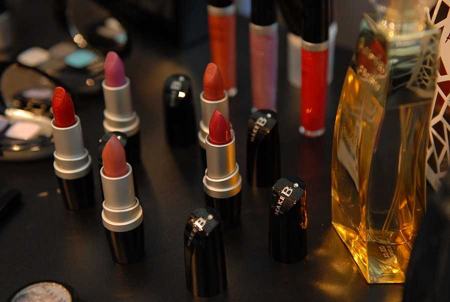 Makeup and perfume: Like medicine, old makeup or perfume bottles tend to crowd bathroom cabinets. If you have makeup that's too old or you don't use, try a makeup recycling program.