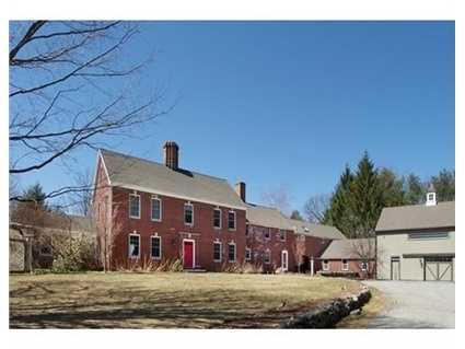 148 Still River Road is on the market in Harvard for $1.5 million.