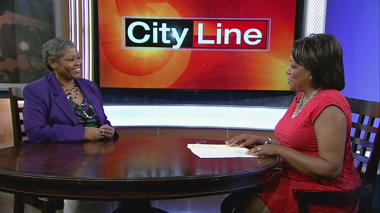 Louis D. Brown Peace Institute founder Tina Chery discusses her story and the fight for peace.